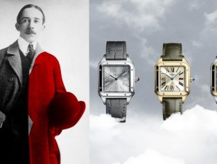TBT: a relação de Santos Dumont com a relojoaria