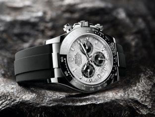 Rolex lança relógio feito de meteorito